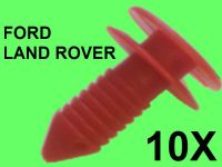 10x LAND ROVER DISCOVERY TAILGATE BOOT REAR DOOR CLIPS TRIM PANEL FASTENERS - 222301203052